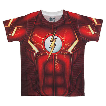 T-shirt Flash da ragazzi