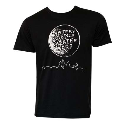 T-shirt Mystery Science Theater 3000 da uomo