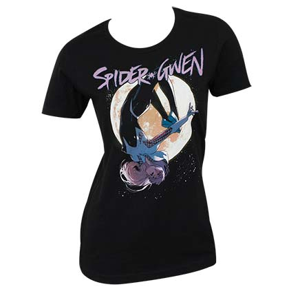T-shirt Spider-Woman da donna