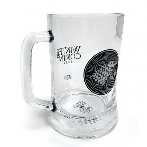 Boccale Il trono di Spade (Game of Thrones) Tankard Stark