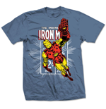 T-shirt Marvel Superheroes 242202