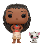 Action figure Moana (Oceania) 242214