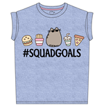 T-shirt Pusheen Squad Goals