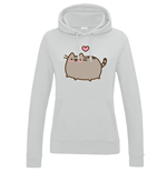 Felpa Pusheen Love Heart
