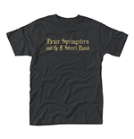 Bruce Springsteen - Black Motorcycle Guitars (T-SHIRT Unisex )