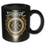 Bullet For My Valentine - Boxed Premium Mug: Emblem (Tazza)