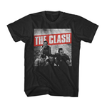 Clash (THE) - Combat Rock (T-SHIRT Unisex )
