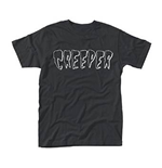 Creeper - Death Card (T-SHIRT Unisex )