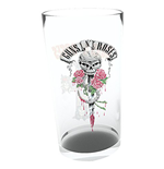 Bicchiere Guns And Roses - Logo