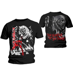 Iron Maiden - Number Of The Beast Jumbo (T-SHIRT Unisex TG. 2)