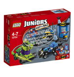 Lego 10724 - Juniors - Dc Comics Super Heroes - Batman E Superman Vs. Lex Luthor