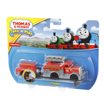 Mattel CBL94 - Thomas And Friends - Take-N-Play - Veicolo Large Flynn