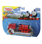 Mattel CGT11 - Thomas And Friends - Take-N-Play - Veicolo Large Mike