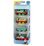 Mattel DGF89 - Thomas And Friends - Take-N-Play - Pack 4 Veicoli #02