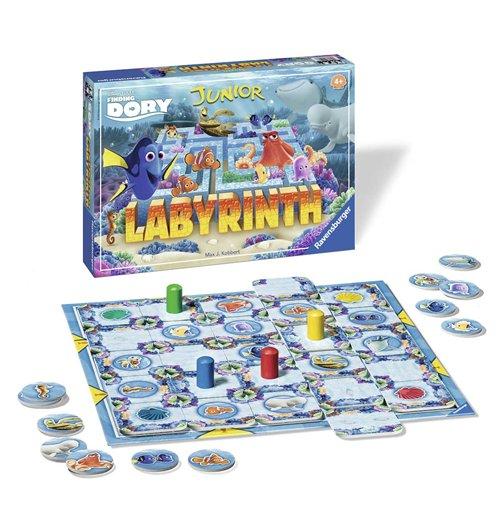 Puzzle Ravensburger Alla Ricerca Di Nemo 24 Pezzi Mister Toys Pictures ...