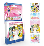 Sailor Moon - Mix (Set Sottobicchieri)