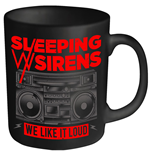Sleeping With Sirens - We Like It Loud (Tazza)