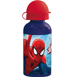Spider-Man - Borraccia In Alluminio 400 Ml