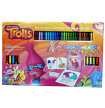Trolls - Maxi Gioca E Colora Magic