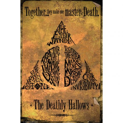 Poster Harry Potter Deathly Hallows 226