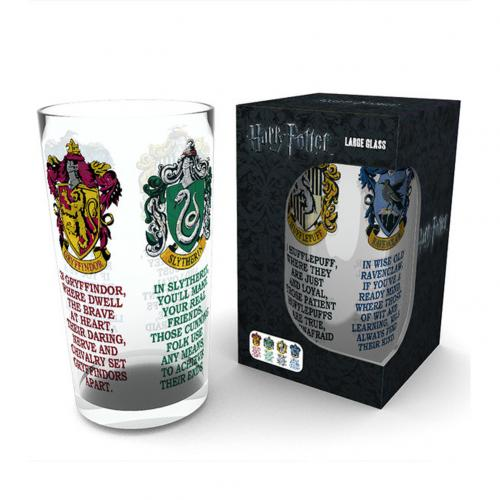 Bicchiere Harry Potter