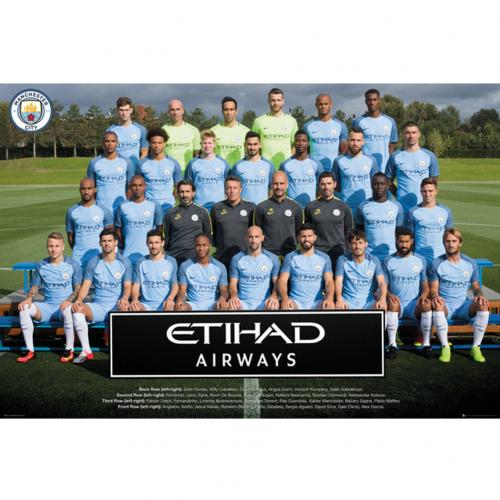 Poster Manchester City 242443