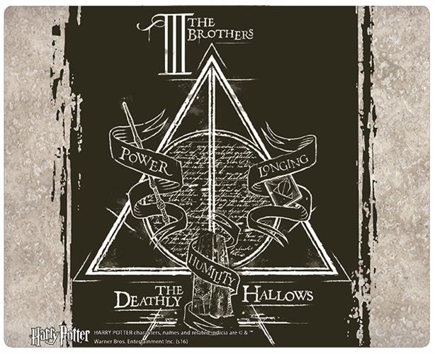 Mouse Pad Deathly Hallows