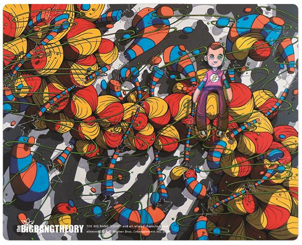 Mouse Pad SHELDON'S Dna