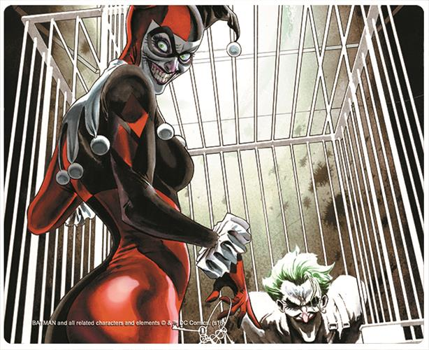 Mouse Pad Harley Plus Joker