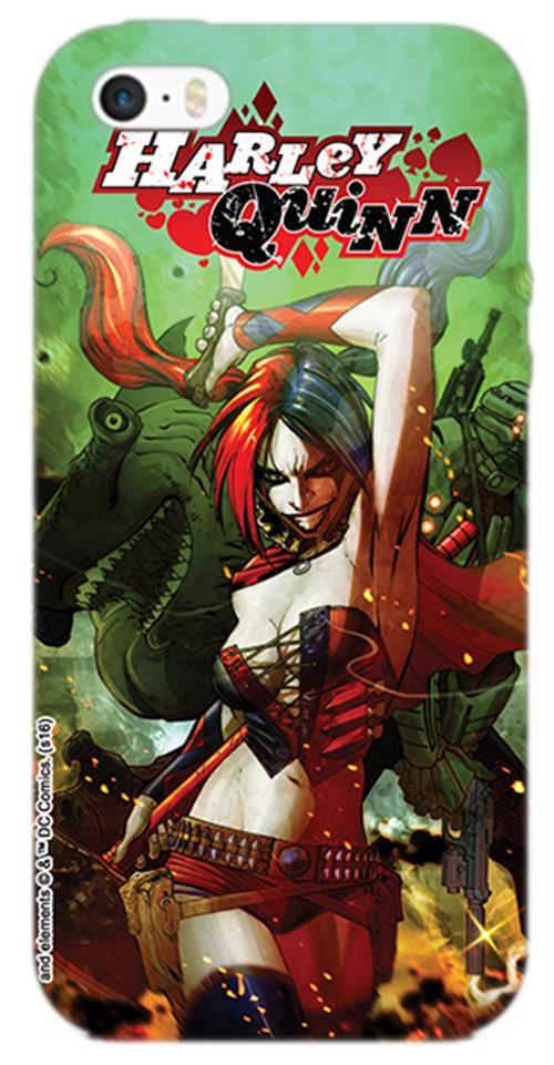 Cover Iphone 6-6S Harley Quinn Rage