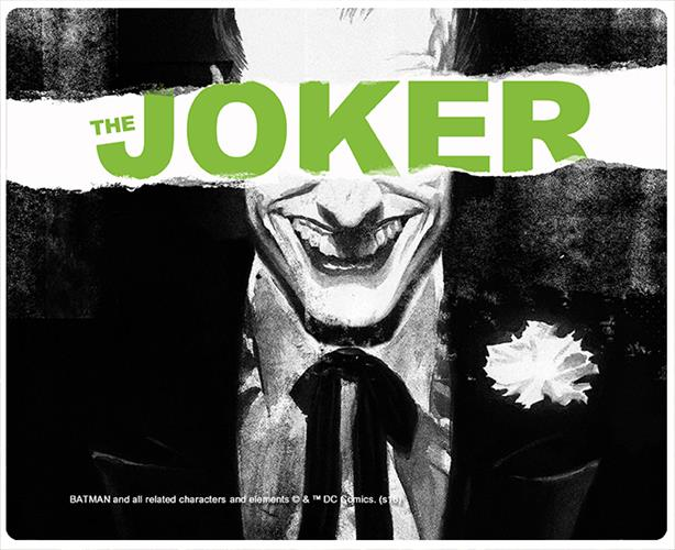 Mouse Pad Joker Face