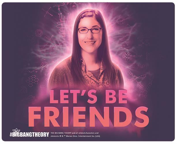 Mouse Pad Amy Figure