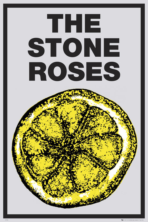 Poster The Stone Roses
