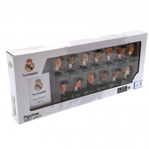 Set squadra statuine SoccerStars Real Madrid