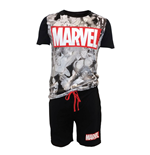 Pigiama Agente Speciale - The Avengers Big Marvel Logo