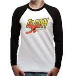 Flash - Vintage Logo Baseball (T-SHIRT Unisex )