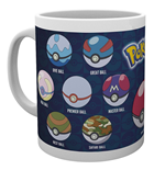 Pokemon - Ball Varieties (Tazza)
