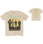 T-shirt The Doors 1968 Tour
