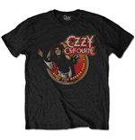 T-shirt Ozzy Osbourne Diary of a Madman Tour 1982