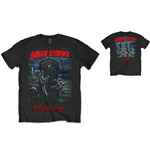 T-shirt Avenged Sevenfold Buried Alive Tour 2012