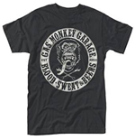 T-shirt Gas Monkey Garage - BLOOD, Sweat & Beers