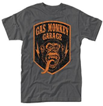 Gas Monkey Garage - Shield (T-SHIRT Unisex )