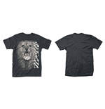 T-shirt Santana - White Lion