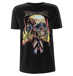 Megadeth - Flaming Vic (T-SHIRT Unisex )