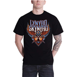 Lynyrd Skynyrd - Crossed Guitars (T-SHIRT Unisex )
