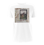 Led Zeppelin - Iv Album Cover (T-SHIRT Unisex )
