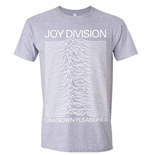 Joy Division - Unknown Pleasures (GREY) (T-SHIRT Unisex )