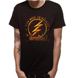 Flash - Tv Logo (T-SHIRT Unisex )