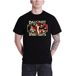 Billy Talent - Afraid Of Heights (T-SHIRT Unisex )