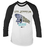 Led Zeppelin - Physical Graffiti (maglia Manica Lunga Unisex )